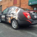 Custom Vinyl Car Wrap