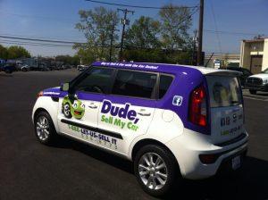 Vehicle Wraps & Graphics | Washington, DC Sign Company